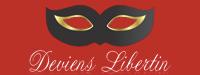 Logo de l'appli libertine DeviensLibertin
