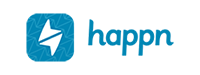 Logo de l'appli libertine Happn