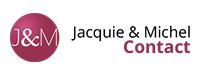 Logo de l'appli libertine JacquieEtMichel-Contact